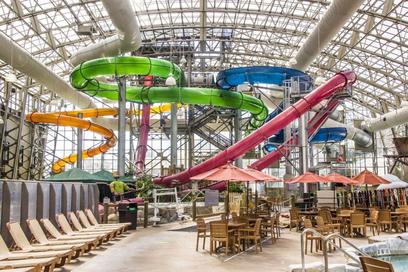 Jay Peak Resort - Indoor Waterpark