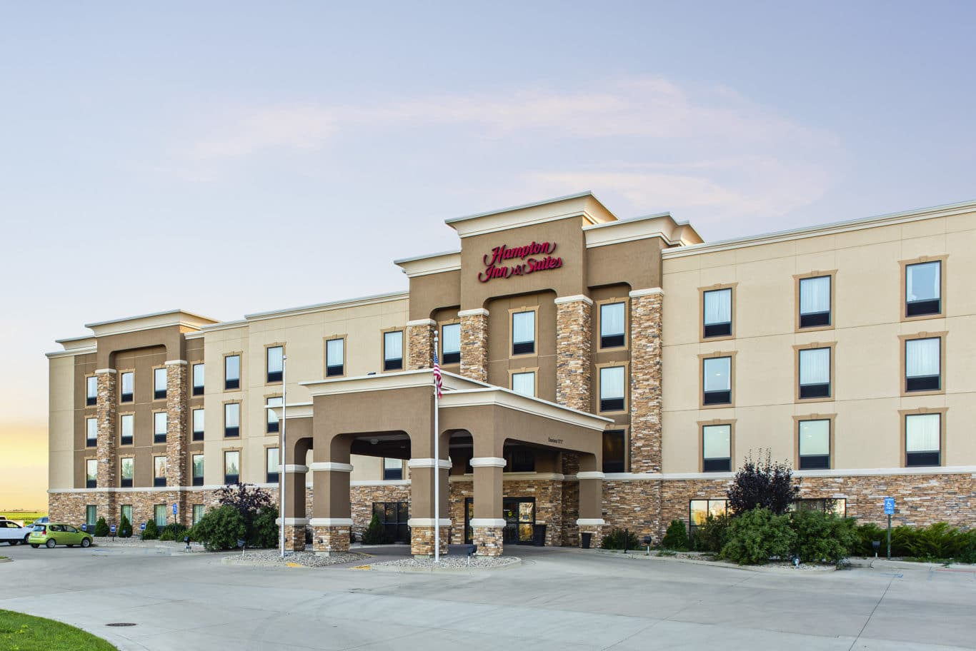 Hamptoninn Jamestownnd