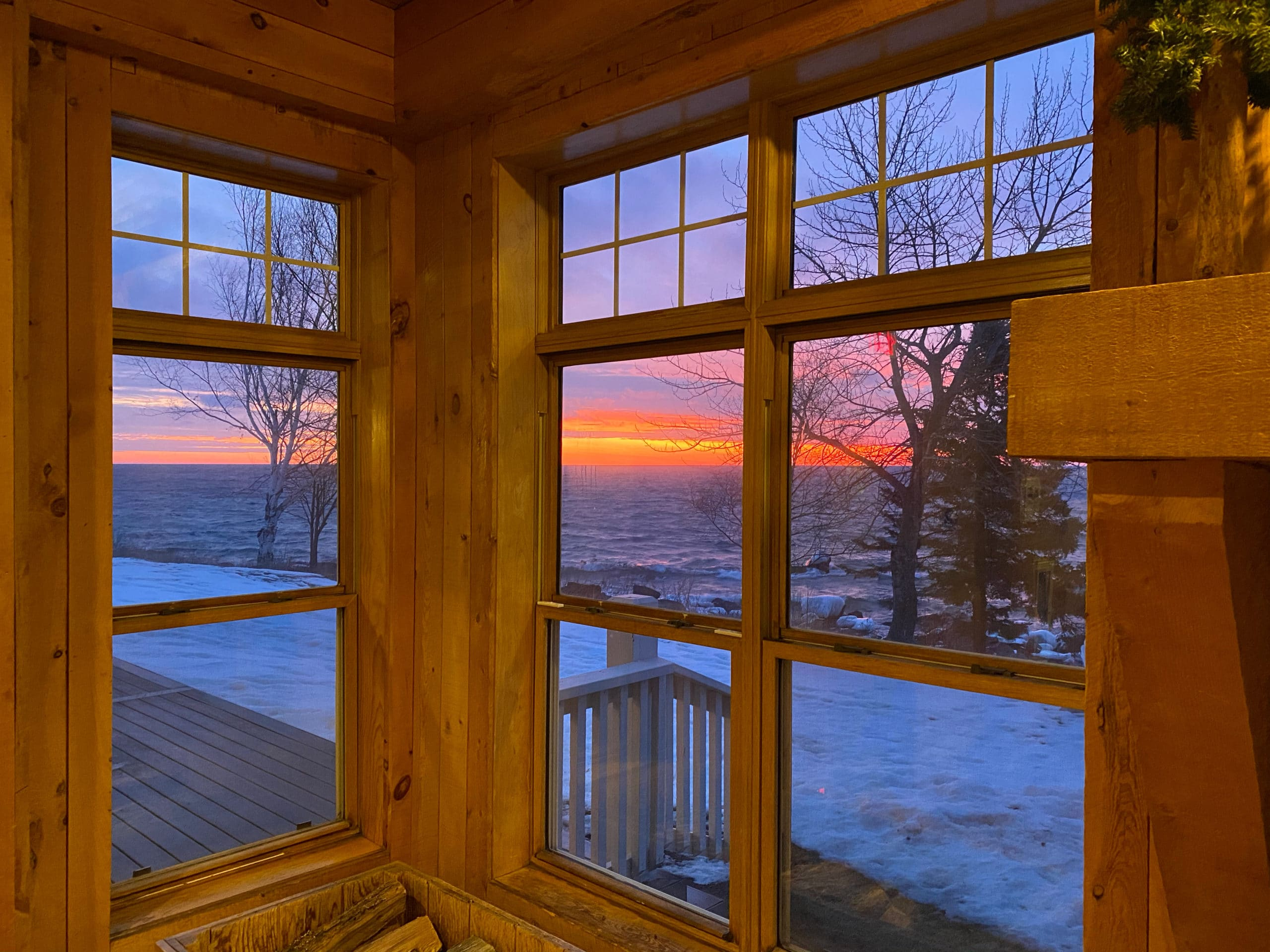 covepointlodge morningsunrise