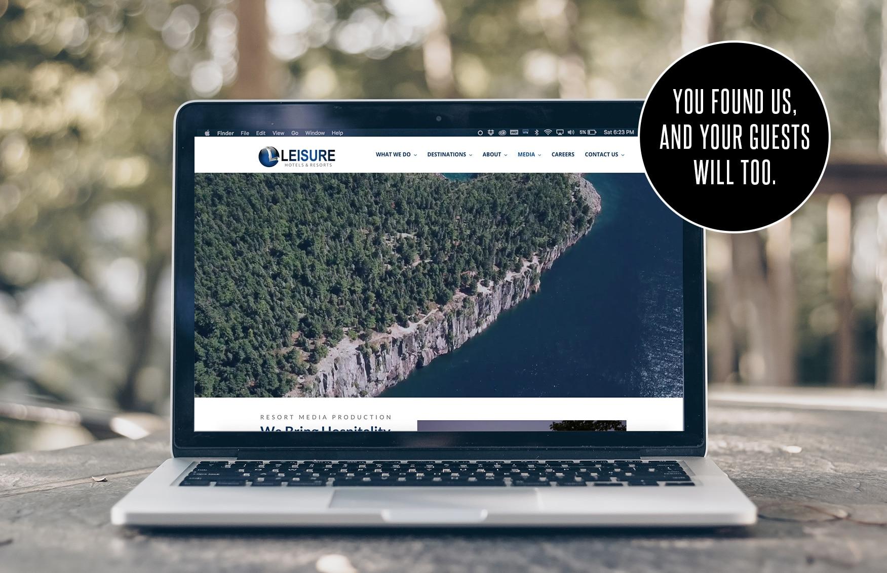 Leisure Hotels & Resorts - Online Marketing